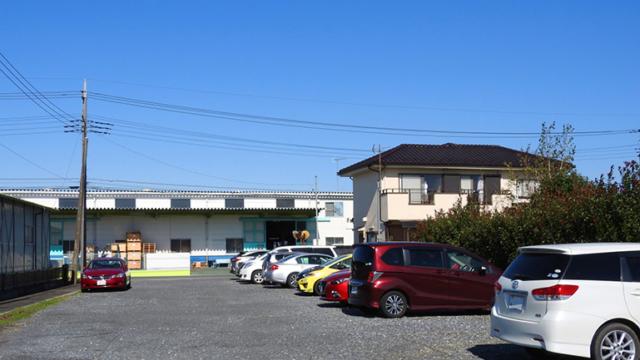 株式会社ナガセ 従業員の駐車場