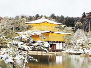 金閣寺(室町時代建立)