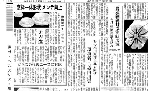 サイトキャップⓇ 新聞報道